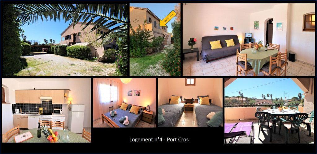 Appartement à louer 3 50m2 à Hyères vignette-1