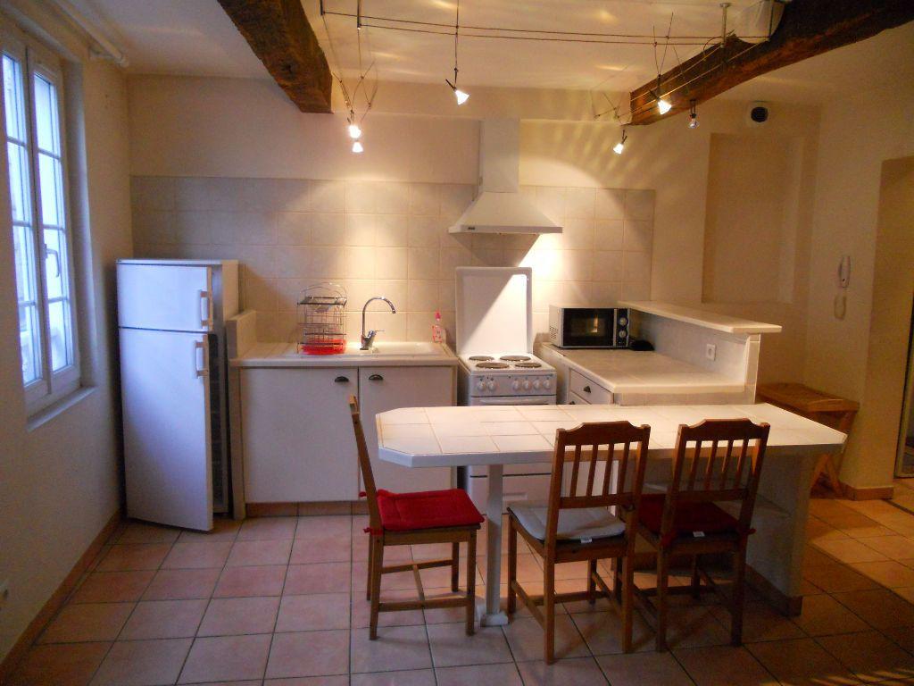 Appartement à louer 2 44.54m2 à Castres vignette-1