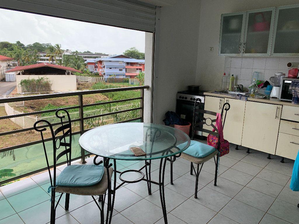 Appartement à vendre 2 56.63m2 à Remire-Montjoly vignette-2