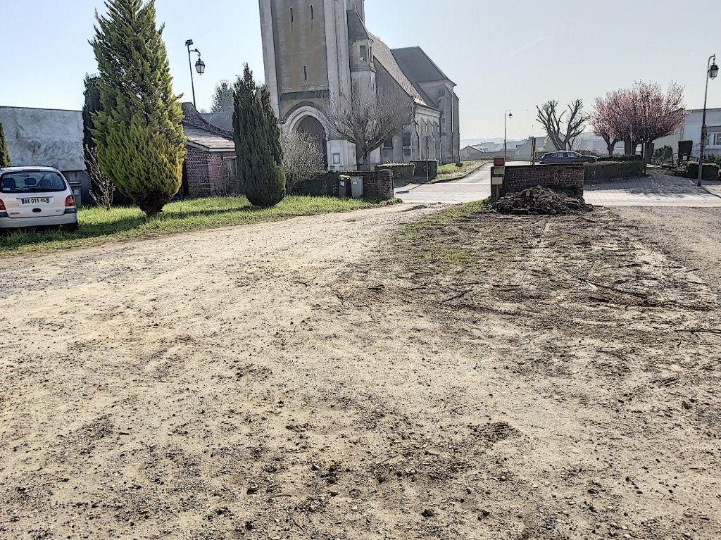 Terrain à vendre 0 500m2 à Cambronne-lès-Ribécourt vignette-1
