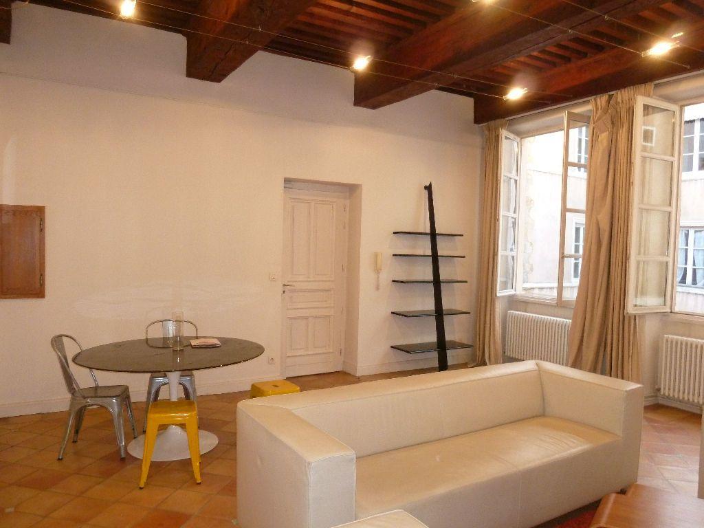 Appartement à louer 2 72m2 à Lyon 2 vignette-2