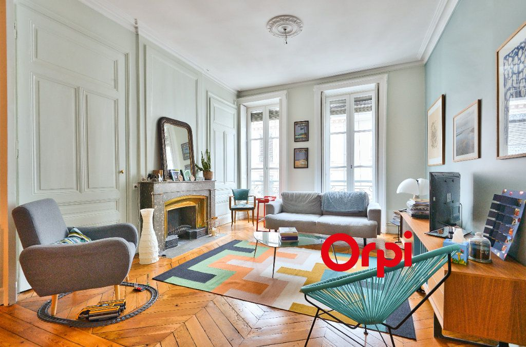 Appartement à vendre 3 91.14m2 à Lyon 2 vignette-1