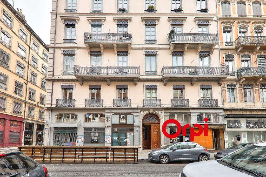 Appartement à vendre 2 23.1m2 à Lyon 2 vignette-1