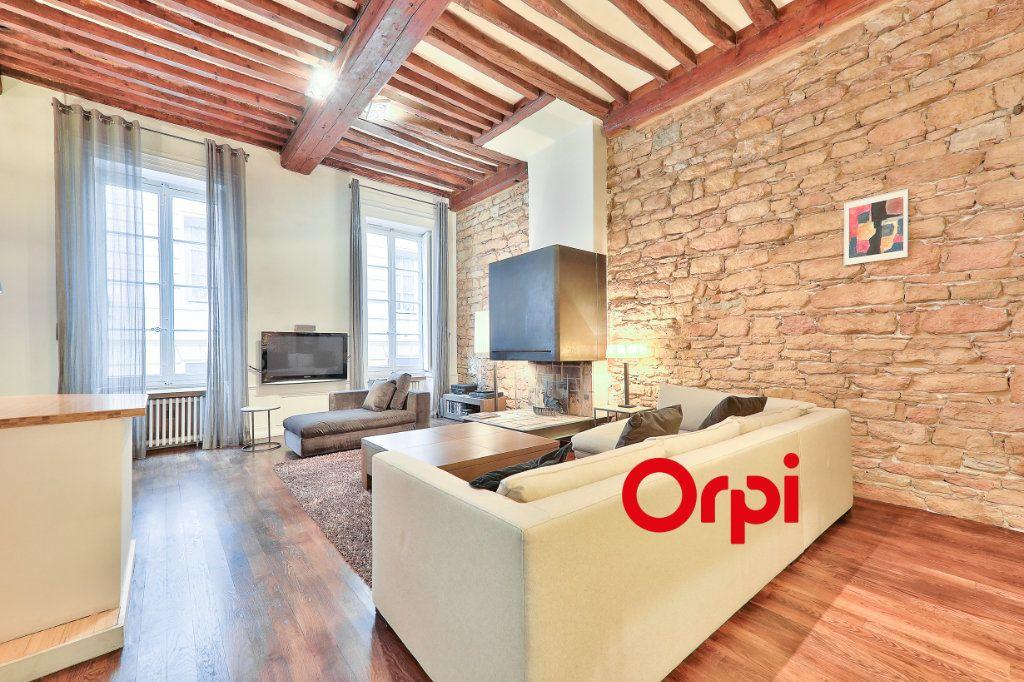 Appartement à vendre 4 138.9m2 à Lyon 1 vignette-1