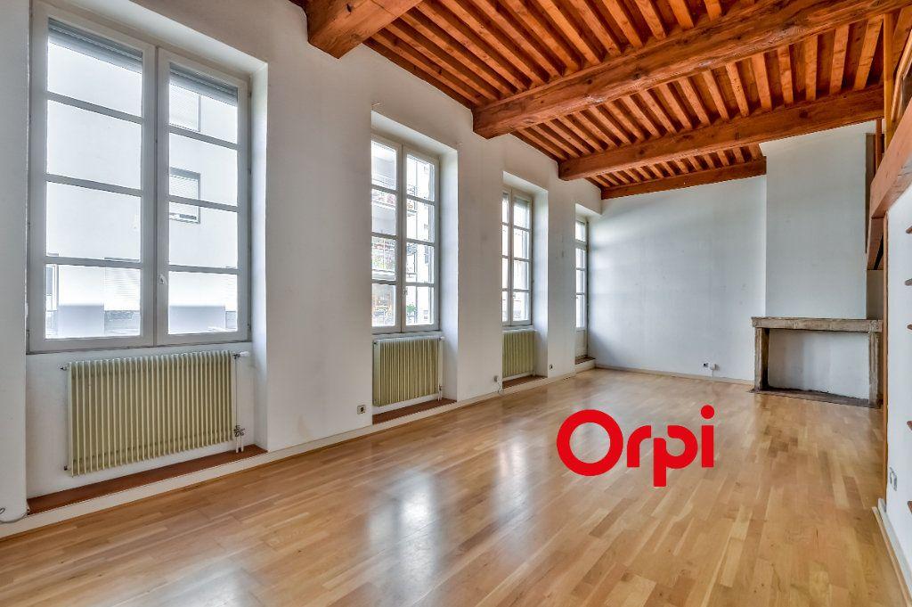 Appartement à vendre 2 62.82m2 à Lyon 1 vignette-1