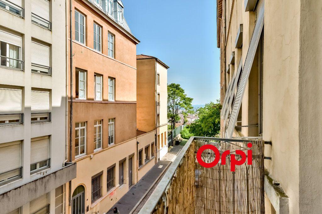 Appartement à vendre 2 62.82m2 à Lyon 1 vignette-3