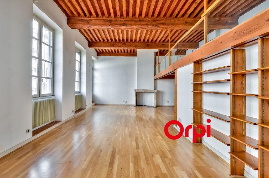 Appartement à vendre 2 62.82m2 à Lyon 1 vignette-6
