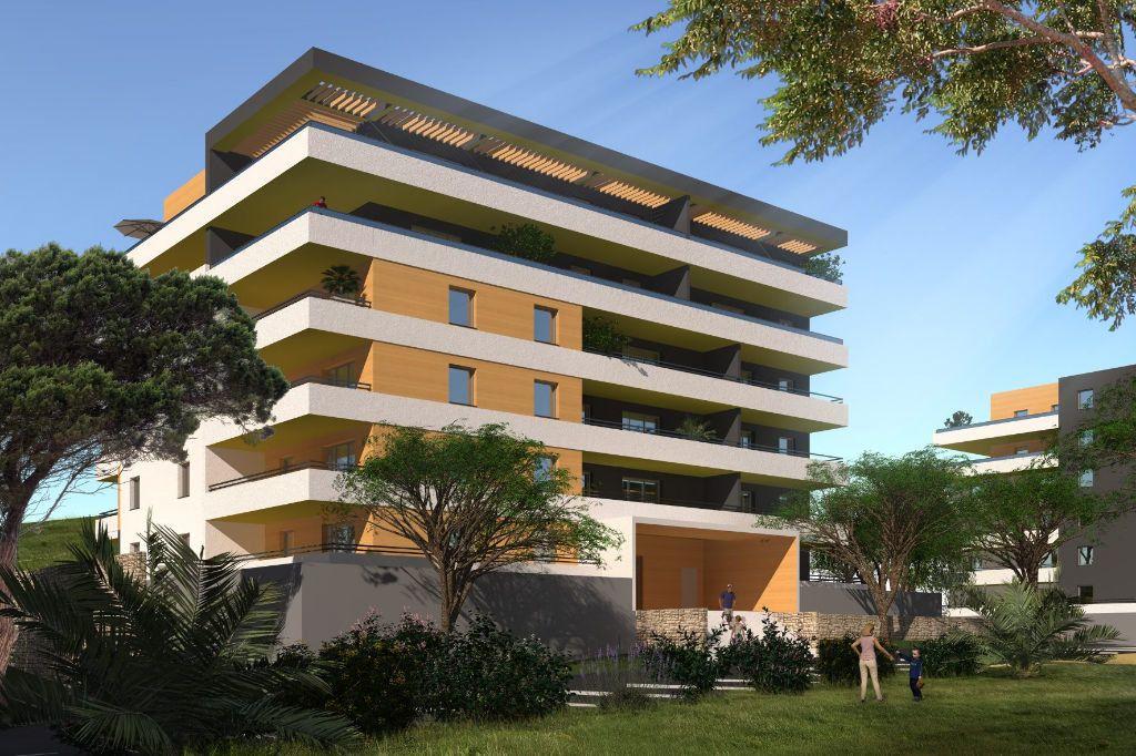 Appartement à vendre 1 33.24m2 à Ajaccio vignette-1