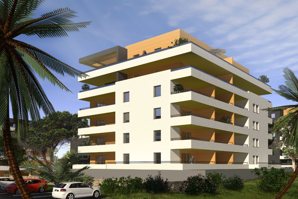 Appartement à vendre 1 33.24m2 à Ajaccio vignette-2