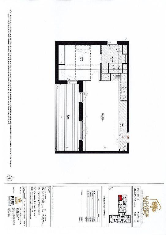 Appartement à vendre 2 46.59m2 à Porto-Vecchio vignette-4