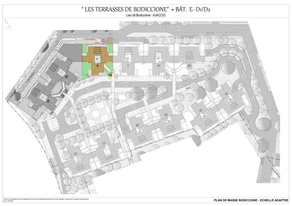 Appartement à vendre 3 71.4m2 à Ajaccio vignette-4