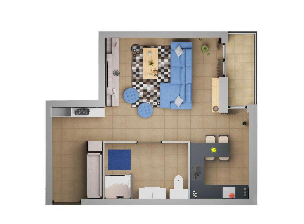 Appartement à vendre 1 30.3m2 à Ajaccio vignette-7