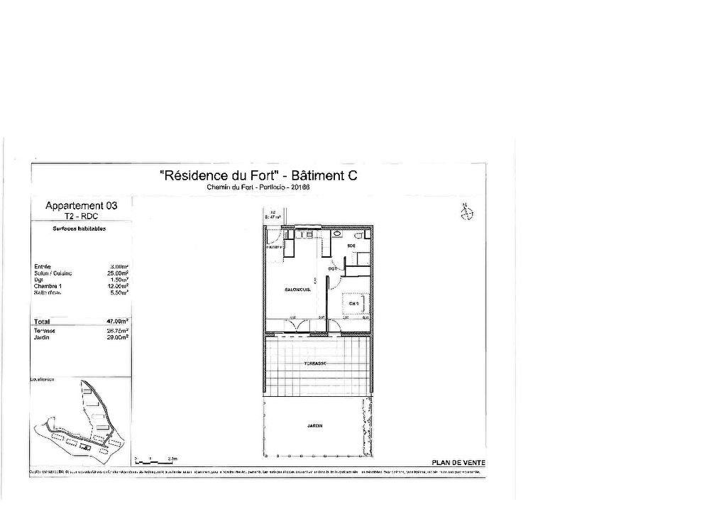 Appartement à vendre 2 47m2 à Grosseto-Prugna vignette-2