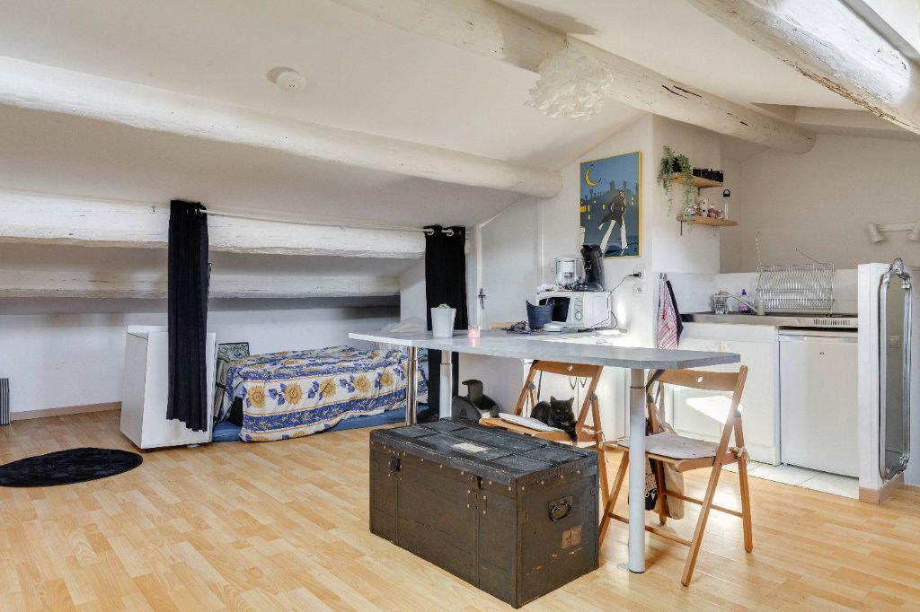Appartement à vendre 1 18.24m2 à Marseille 5 vignette-2