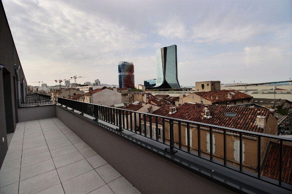 Appartement à louer 2 41m2 à Marseille 15 vignette-5