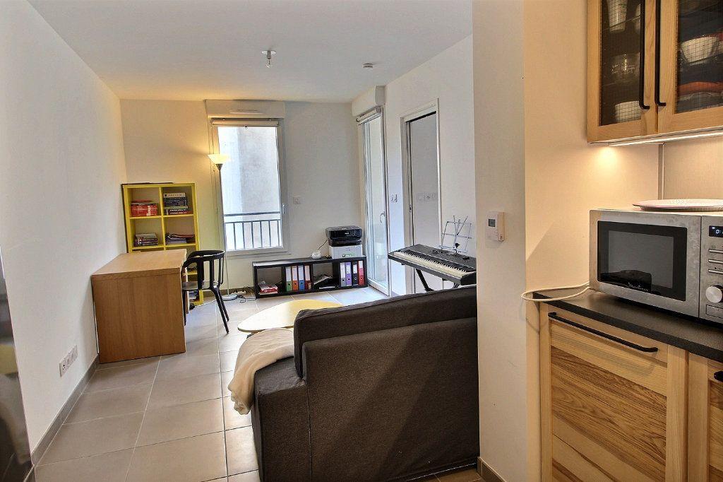 Appartement à vendre 2 37m2 à Marseille 5 vignette-2