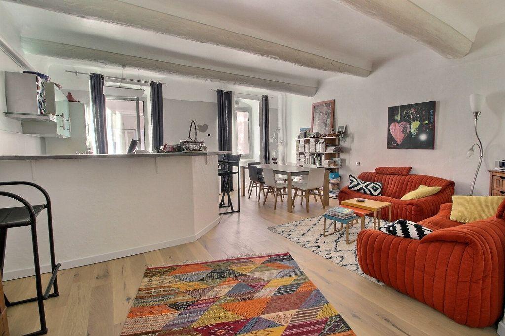 Appartement à vendre 1 68.51m2 à Marseille 1 vignette-1