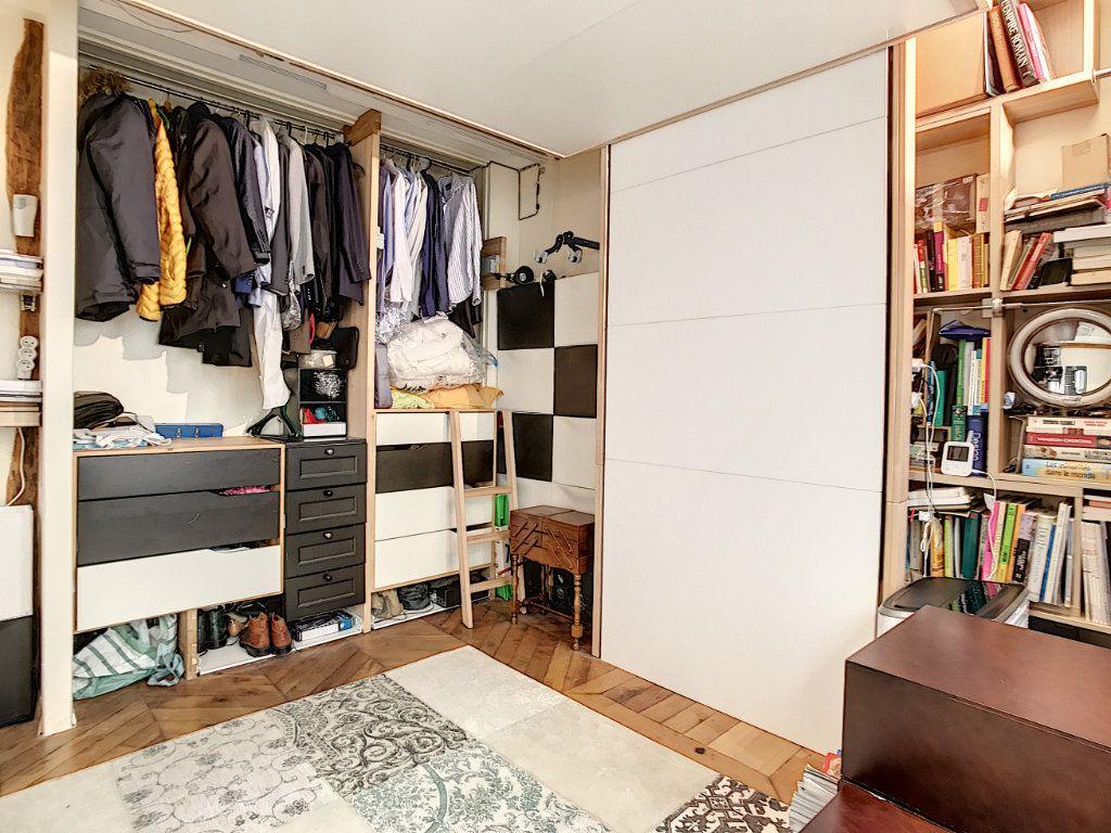 Appartement à vendre 2 50.1m2 à Paris 17 vignette-4