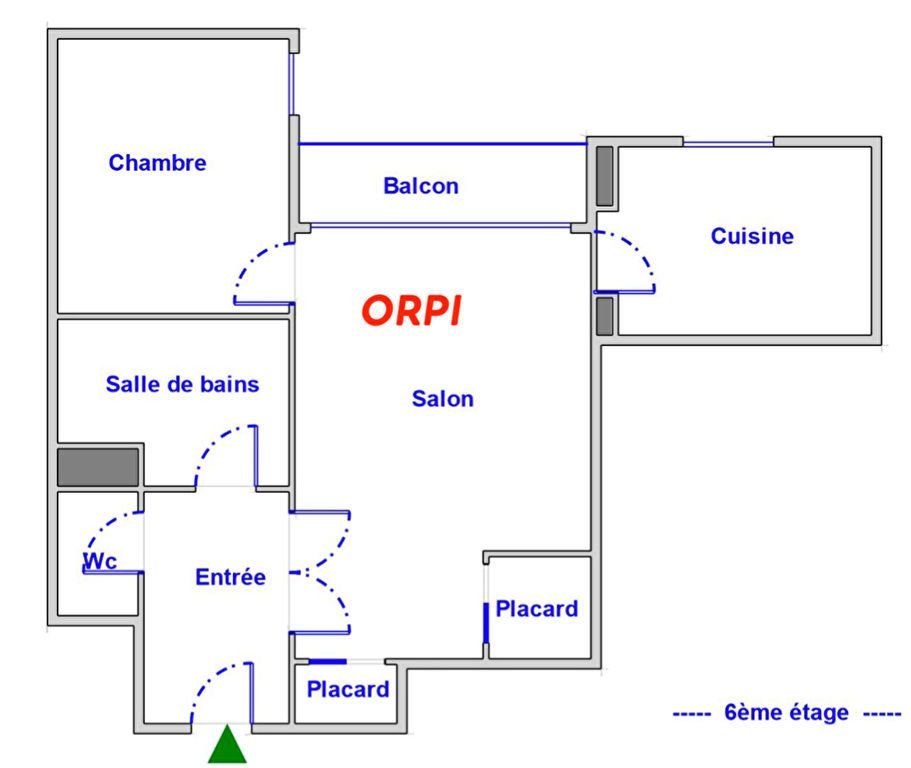 Appartement à vendre 2 50m2 à Paris 10 vignette-5