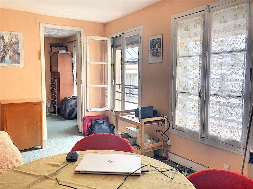 Appartement à vendre 2 33m2 à Paris 10 vignette-1