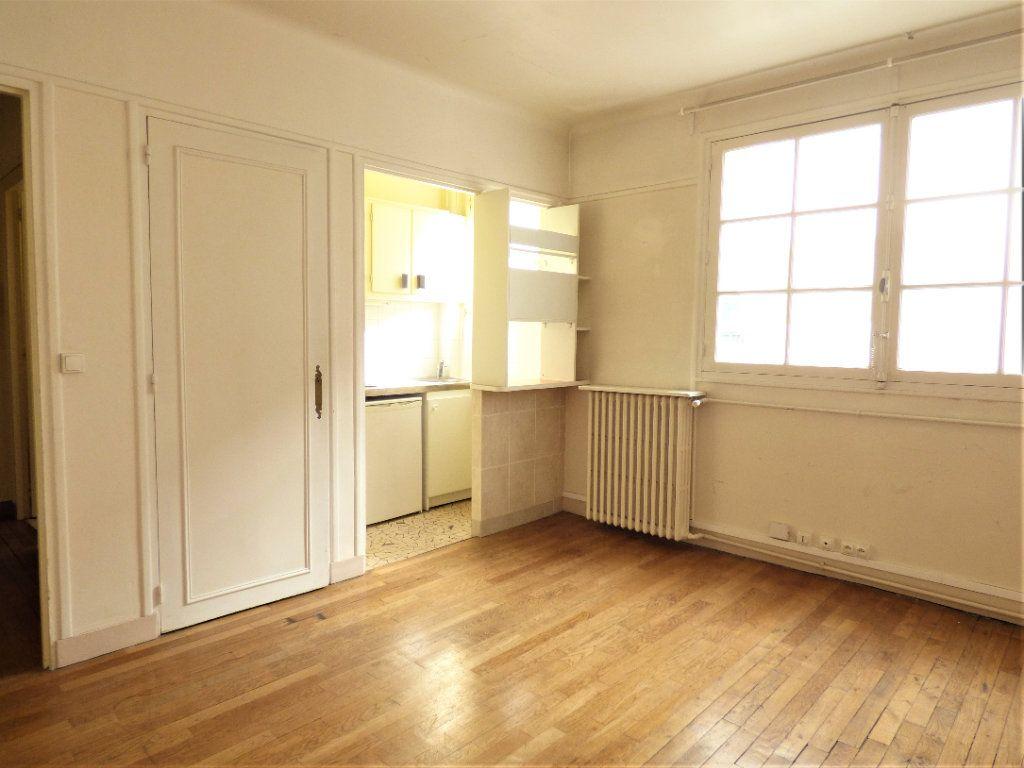 Appartement à vendre 1 23.53m2 à Paris 18 vignette-1