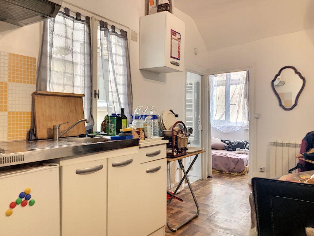 Appartement à vendre 2 22.01m2 à Paris 10 vignette-1
