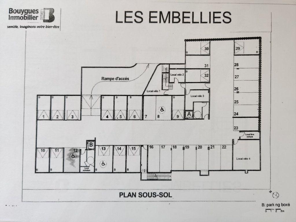 Appartement à vendre 4 76.75m2 à Toulouse plan-2