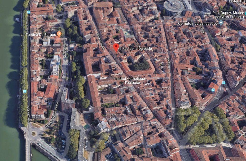 Appartement à louer 1 25.33m2 à Toulouse vignette-1