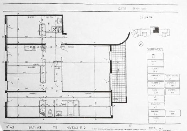 Appartement à vendre 5 100.82m2 à Toulouse vignette-1
