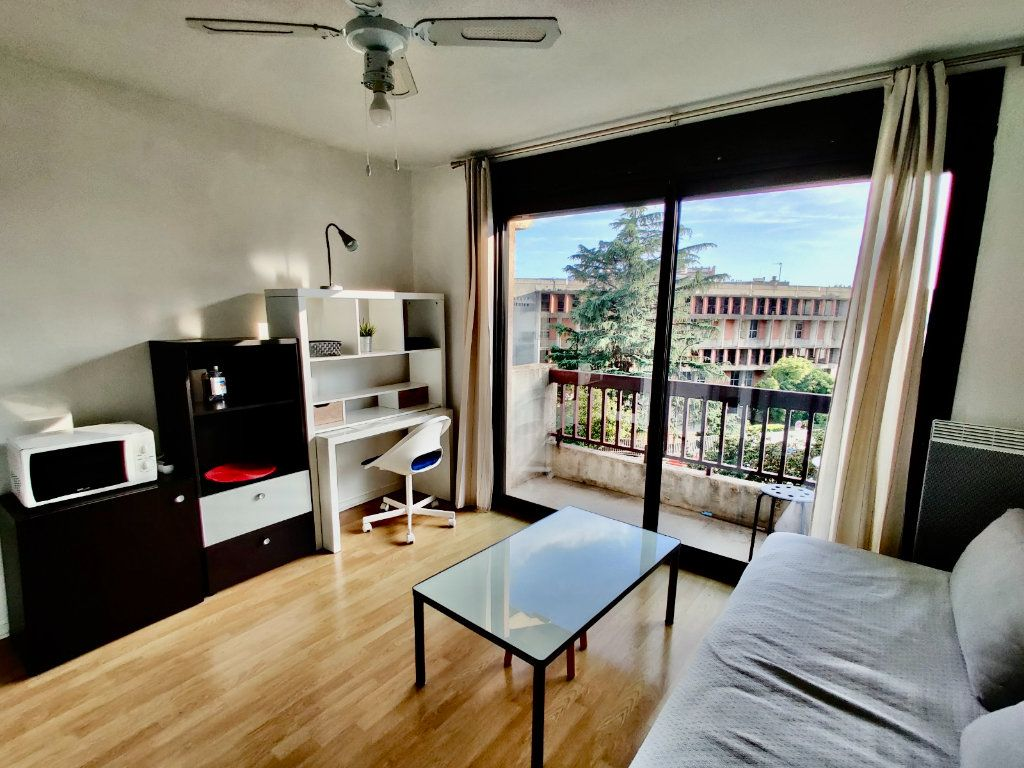 Appartement à louer 1 19.63m2 à Toulouse vignette-2