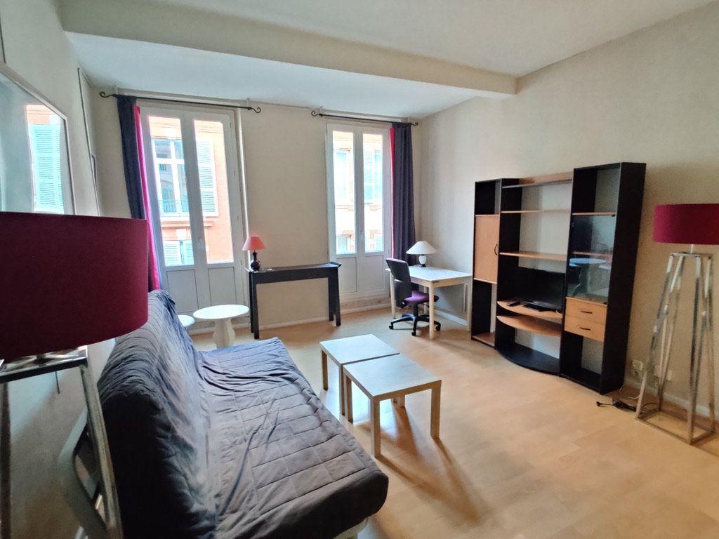 Appartement à louer 1 33m2 à Toulouse vignette-1