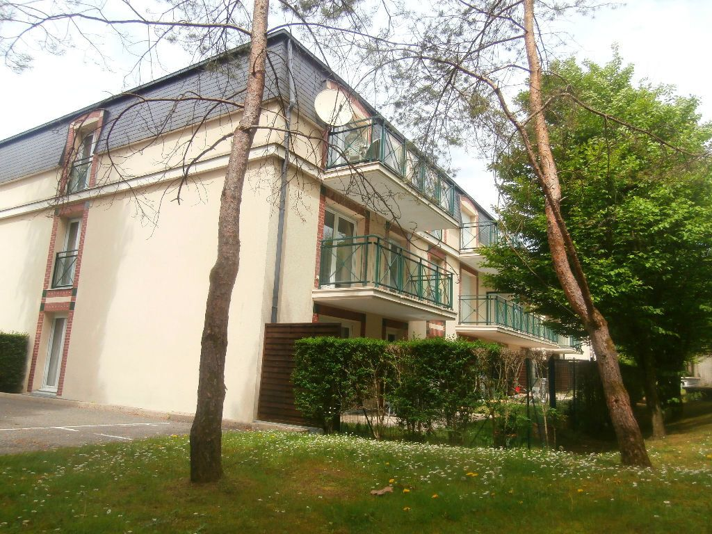 Appartement à louer 4 82m2 à Fontainebleau vignette-1
