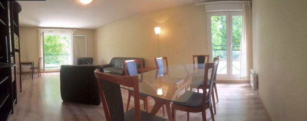 Appartement à louer 4 82m2 à Fontainebleau vignette-2