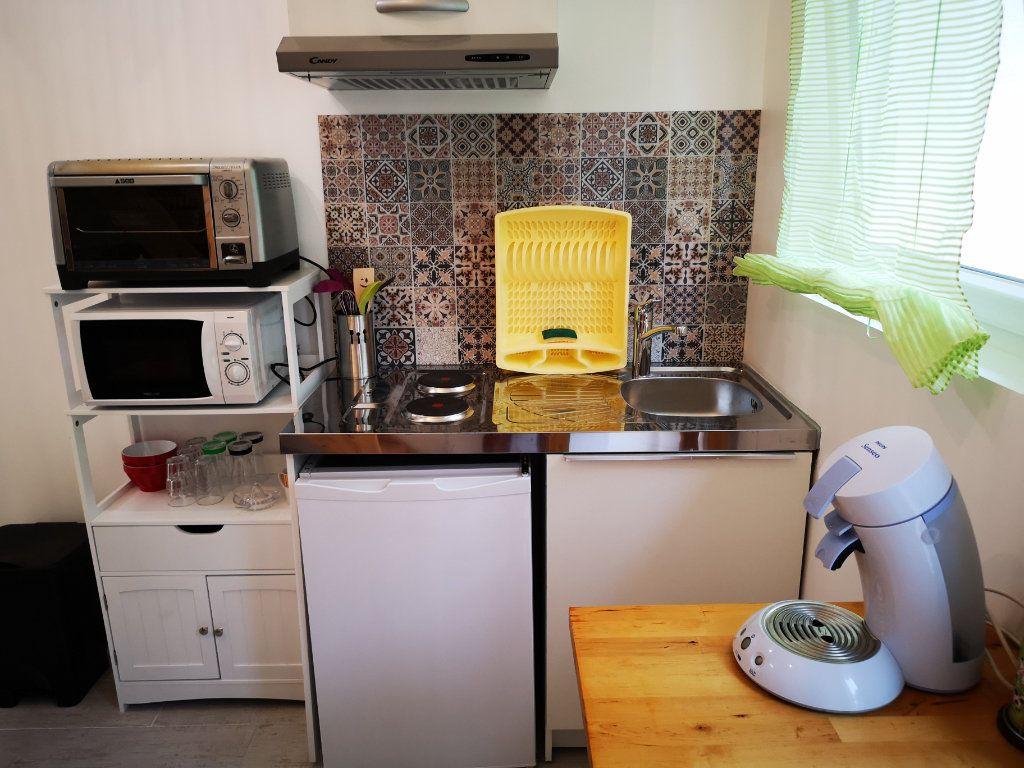 Appartement à louer 1 13.74m2 à Castelginest vignette-2