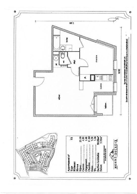 Appartement à vendre 2 50m2 à Grenade vignette-3