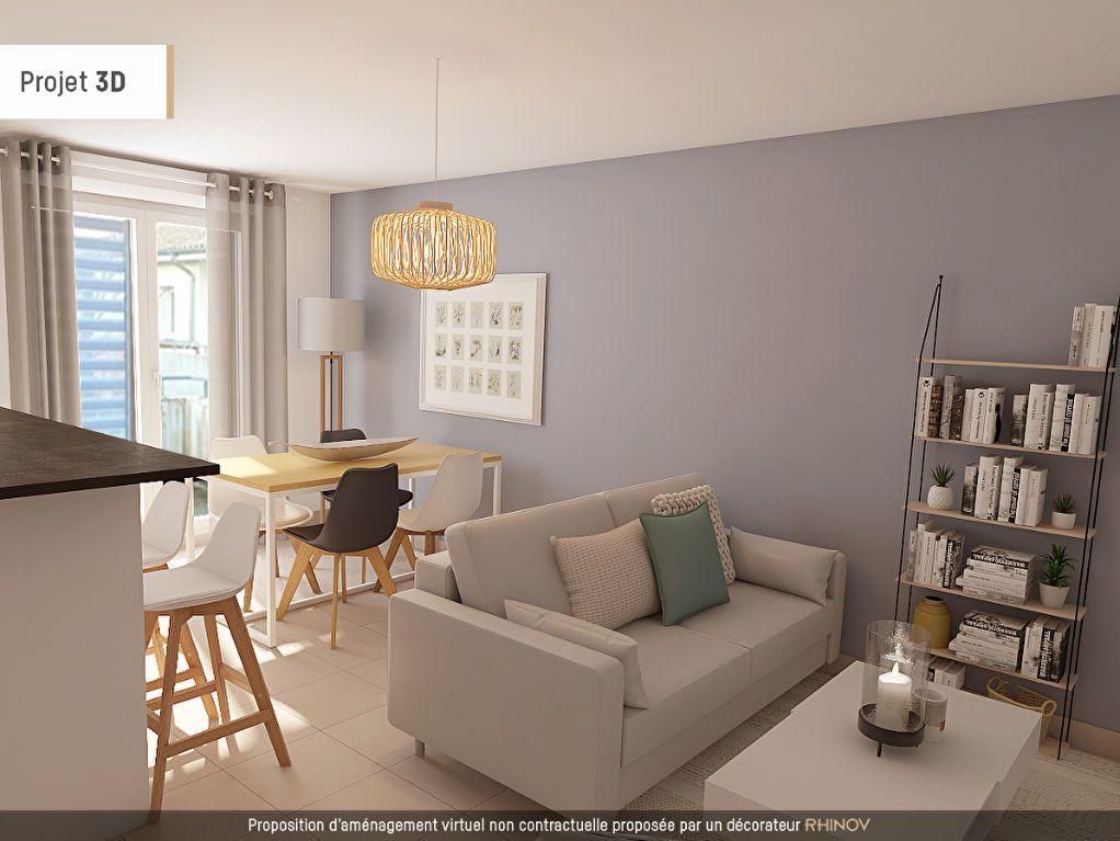 Appartement à vendre 3 60m2 à Fenouillet vignette-1