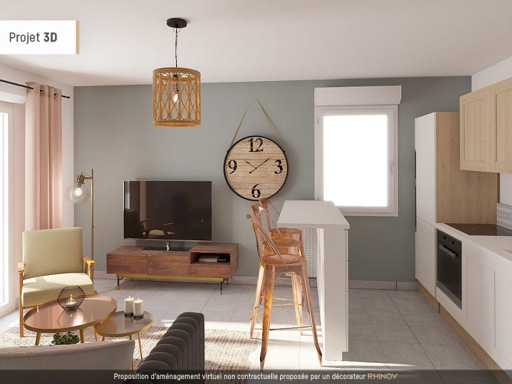 Appartement à vendre 3 56m2 à Launaguet vignette-1