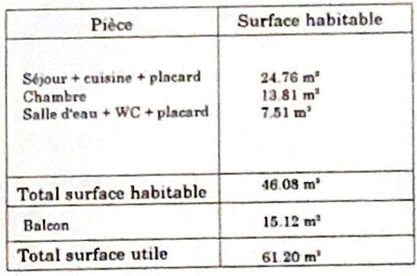 Appartement à vendre 2 45m2 à Launaguet vignette-2