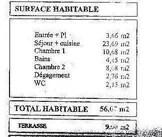 Appartement à vendre 3 56m2 à Aucamville vignette-2