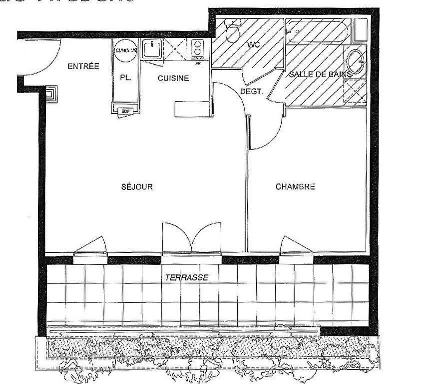 Appartement à vendre 2 49m2 à Montberon vignette-2
