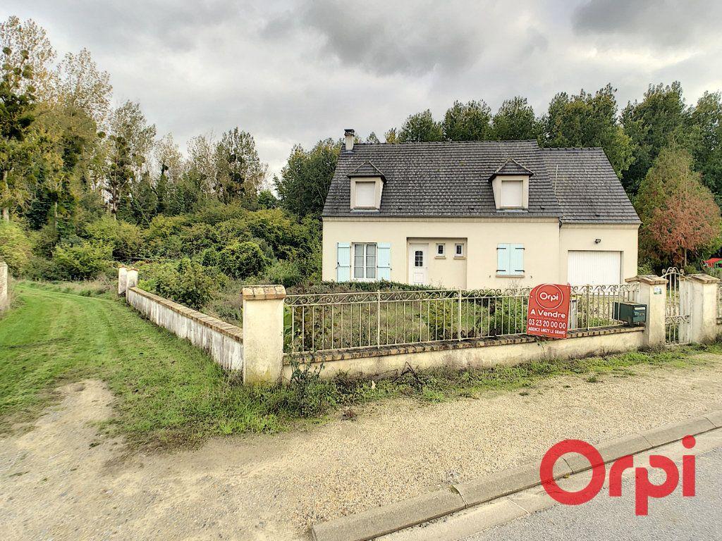 Maison à vendre 6 135m2 à Allemant vignette-1