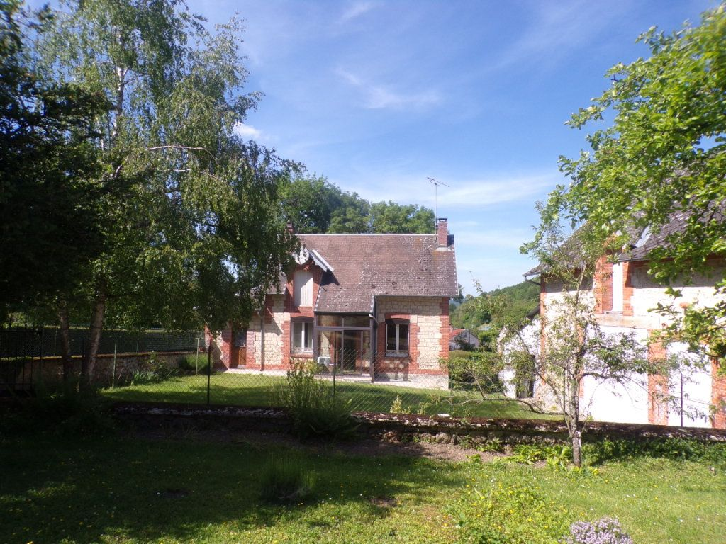 Maison à vendre 4 70m2 à Vaudesson vignette-1