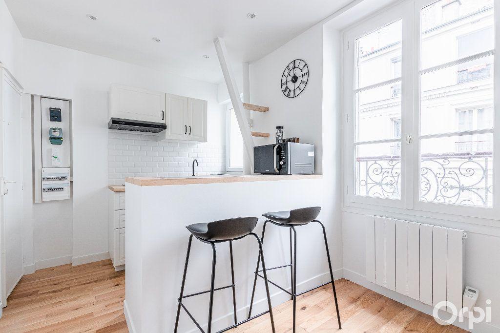 Appartement à louer 2 33m2 à Paris 17 vignette-6