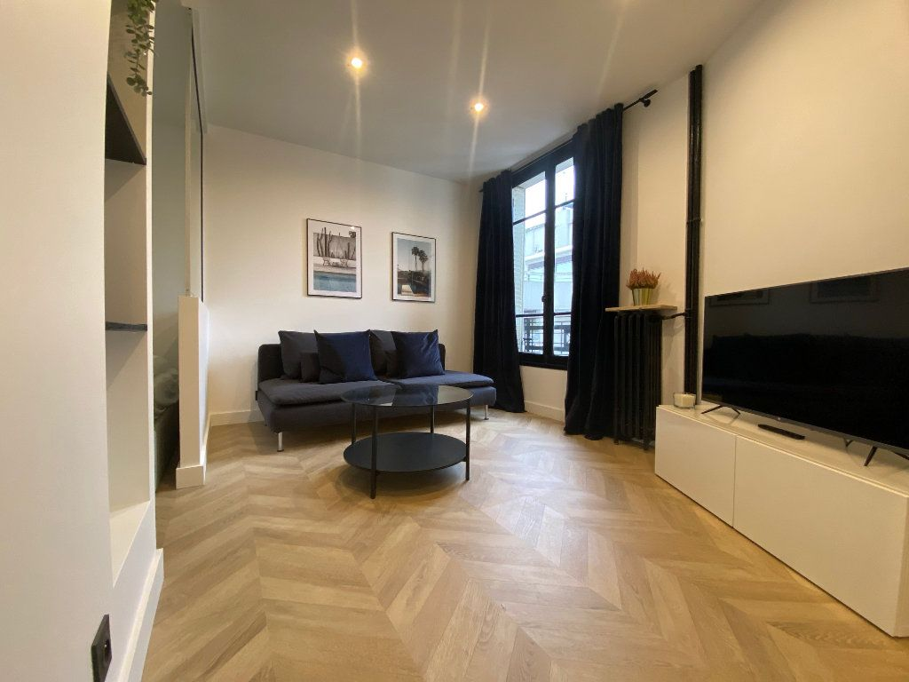 Appartement à louer 2 29.45m2 à Paris 16 vignette-1