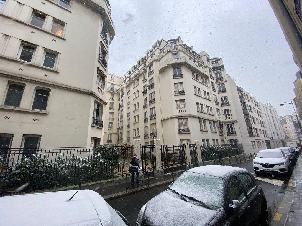 Appartement à louer 2 29.45m2 à Paris 16 vignette-5