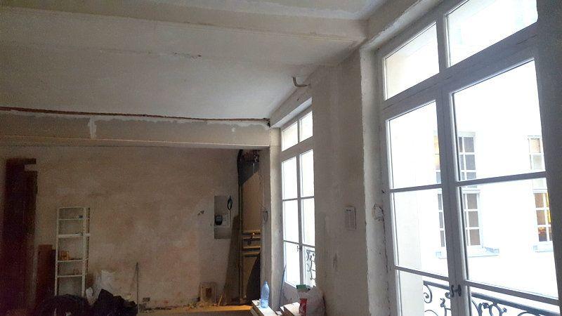 Appartement à vendre 2 52.2m2 à Paris 1 vignette-1