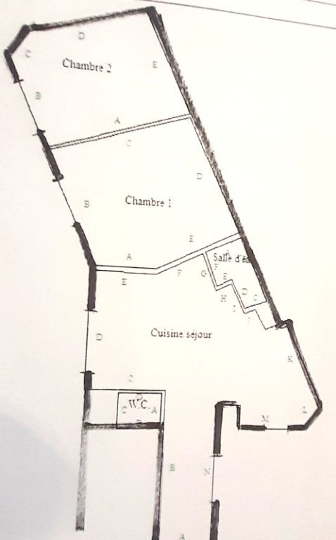 Appartement à vendre 3 49.3m2 à Paris 12 vignette-10