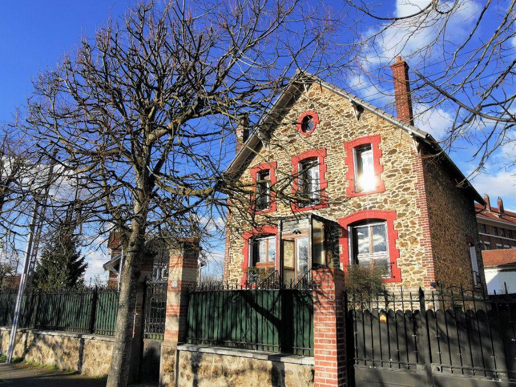 Maison à vendre 7 160m2 à Aulnay-sous-Bois vignette-1