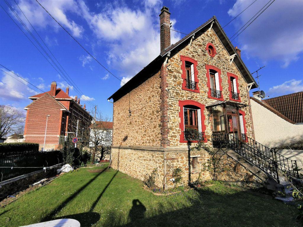 Maison à vendre 7 160m2 à Aulnay-sous-Bois vignette-12