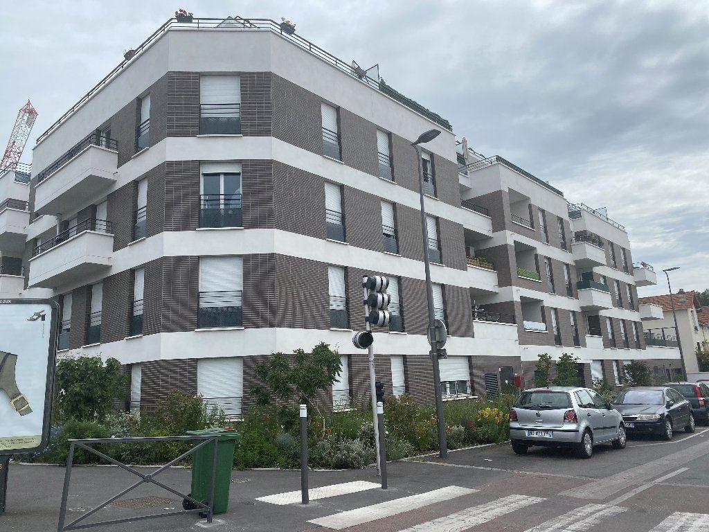 Stationnement à vendre 0 15m2 à Aulnay-sous-Bois vignette-1